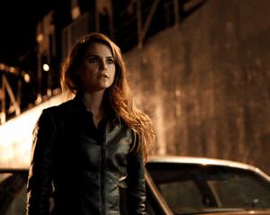 Keri Russel (Elizabeth)