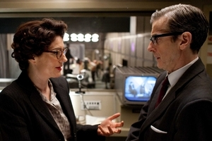 Lix Storm (Anna Chancellor) et Randall Brown (Peter Capaldi)