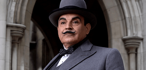 Agatha Christie's Poirot (c) ITV