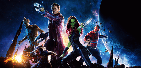 Guardians of the Galaxy (c) Marvel Entertainment