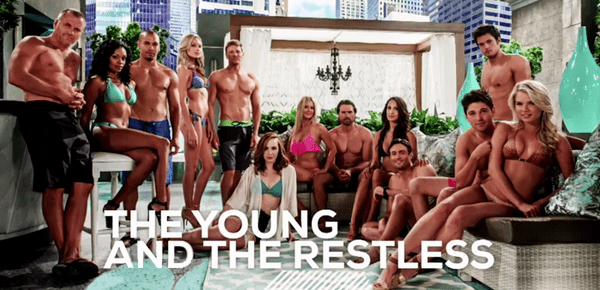 the Young and the Restless (c) Sony Pictures