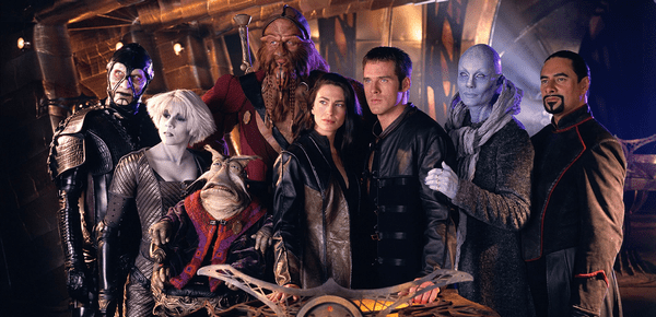 Farscape (c) Nine Network / SciFi