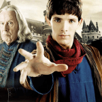 "Review: Merlin ""the Drawing of the Dark"""