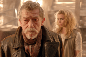 John Hurt (War Doctor) & Billie Piper