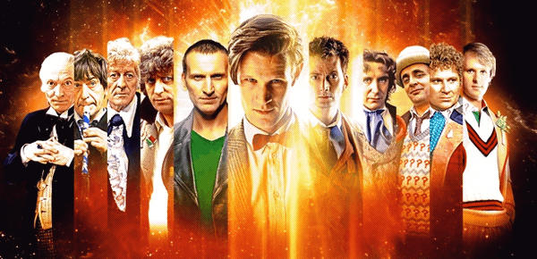 Doctor Who fête ses 50 ans
