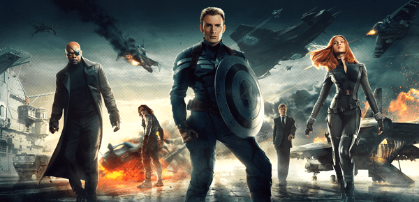 Captain America: the Winter Soldier (c) Marvel Entertainment