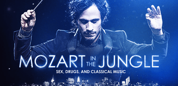 Mozart in the Jungle (c) Amazon Studios