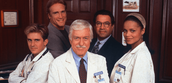 Diagnosis Murder (c) CBS