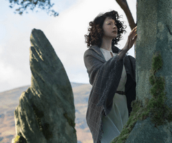Caitriona Balfe (Claire Randall)