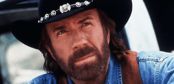 Walker Texas Ranger (c) CBS