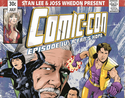 Comic Con Ep.IV: a fan's hope