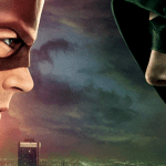 "Review: the Flash ""Flash VS. Arrow"""